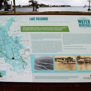 Lake Palourde - Victor Guarisco Lake End Park