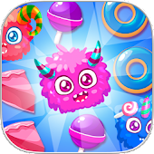 APK Game Candy Match 3 Game for BB, BlackBerry