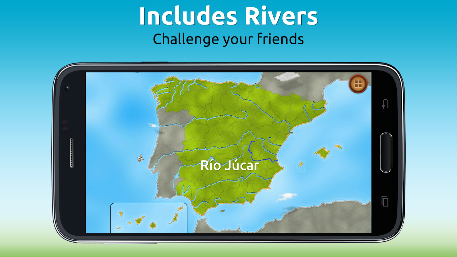 GeoExpert - Spain Geography Screenshot 3