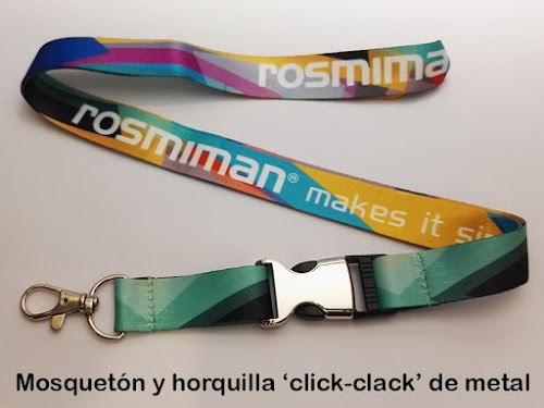 Biomarca Lanyards