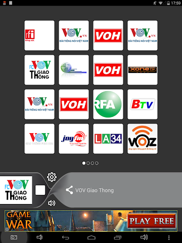android Radio Vietnam Screenshot 6