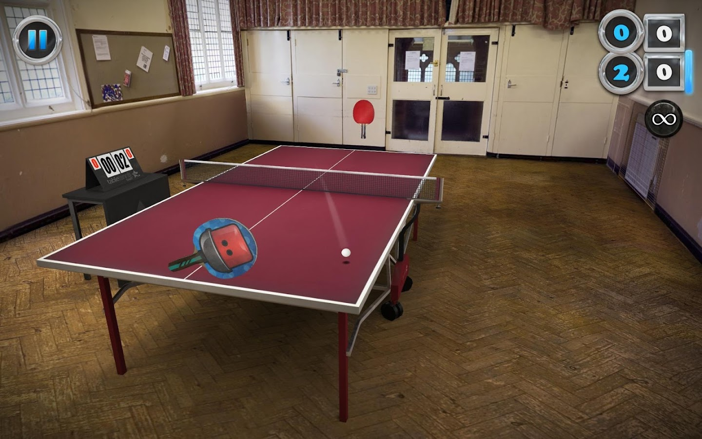 Table Tennis Touch Screenshot 7