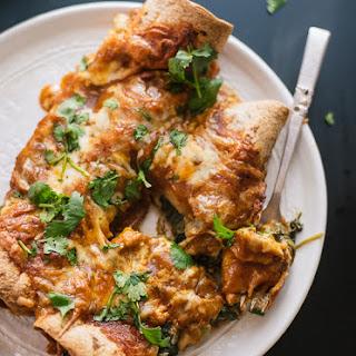 Green Chili Spinach Enchiladas Recipes