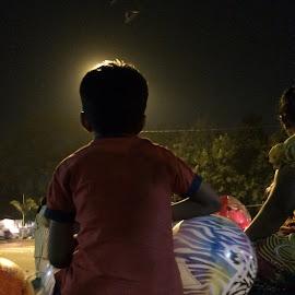 The little vendor by Dr .Ghanshyam Patel - Babies & Children Children Candids