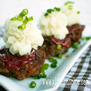Chipotle Mini Meatloaf Muffins