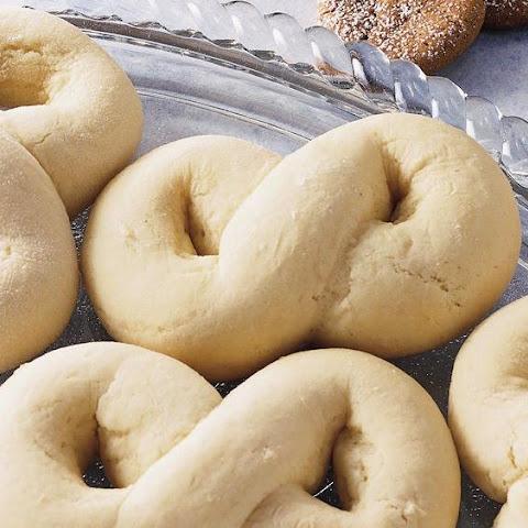 Swedish Kringla Recipe — Dishmaps
