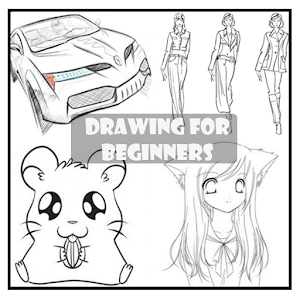 Drawing for Beginners Icon