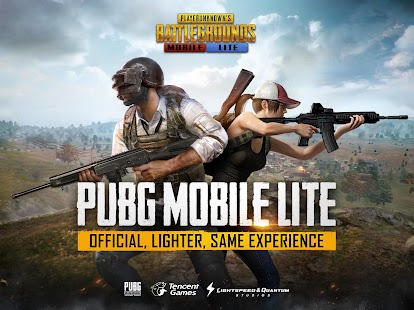 PUBG MOBILE LITE Screenshot