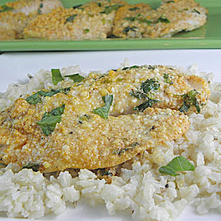 Baked Tilapia With Rice Recipes