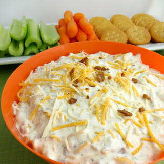 Bacon & Cheese Ranch Dip
