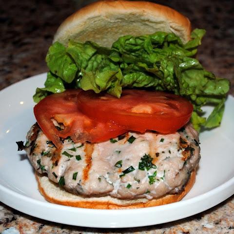 Fresh Herb Turkey Burger Recipes | Yummly