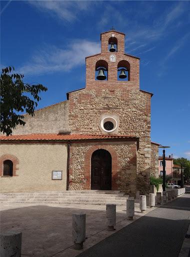 photo de église de l'Assomption de la Vierge (Ste Marie de Toulouges)