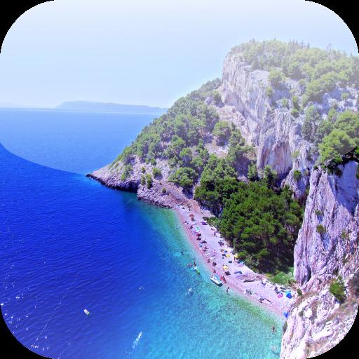 Android aplikacija Makarska Riviera Beaches na Android Srbija