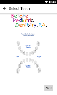 Bellaire Pediatric Dentistry - screenshot