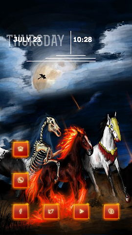 android The Cool Hhorse Screenshot 0