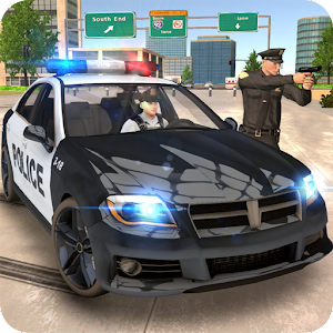 Police Drift Car Driving Simulator