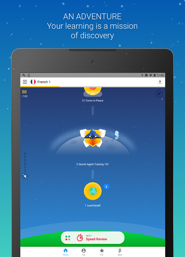 Memrise: Learn a new language Screenshot 14