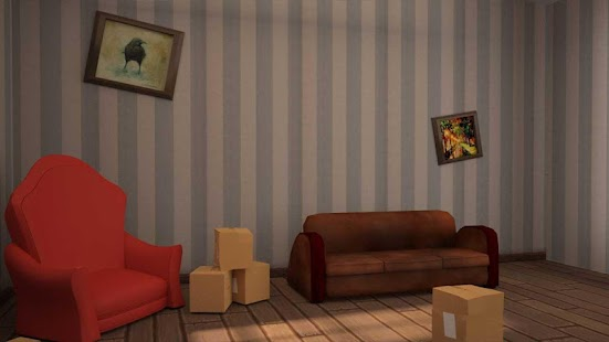 Hello dog of Neighbor APK for Bluestacks