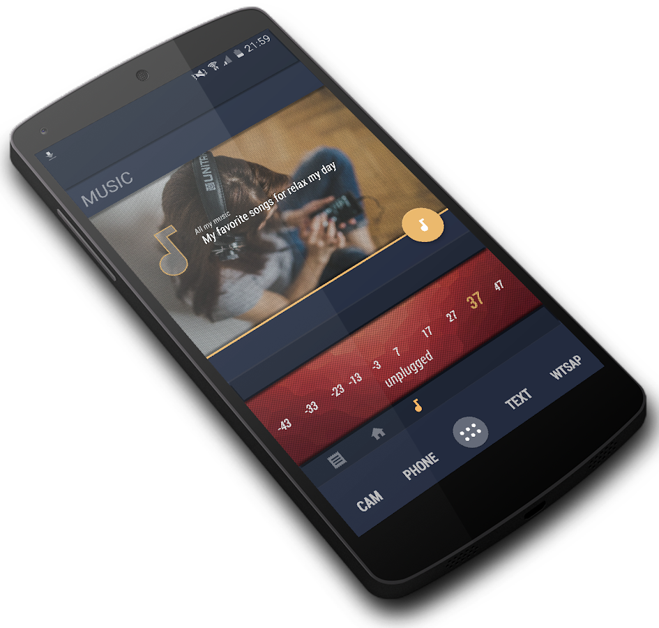 RulleT for Klwp Screenshot 2