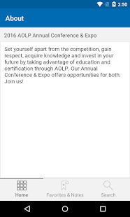 AOLP Conference & Expo - screenshot