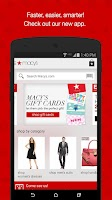 Screenshot of Macy's