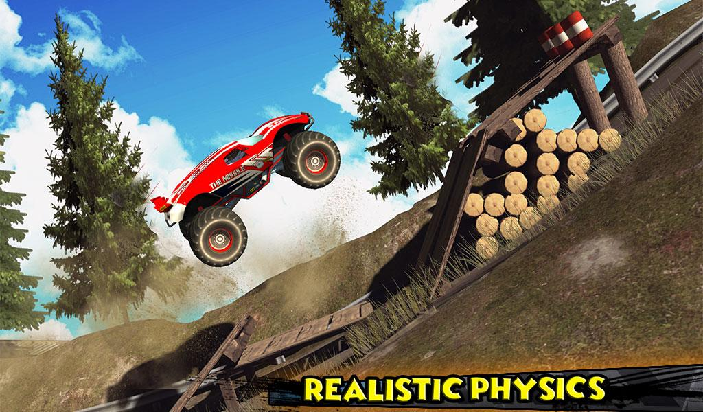 Monster Truck Rider 3D Screenshot 11