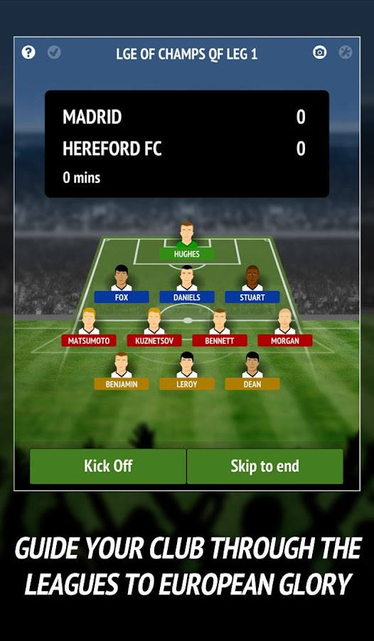 Football Chairman Pro Screenshot 4