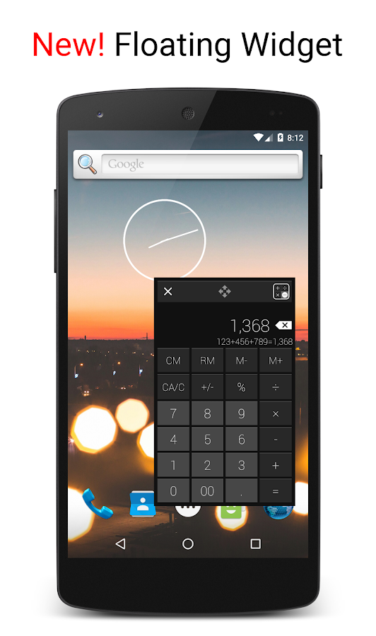 Calculator - Simple & Stylish Screenshot 6