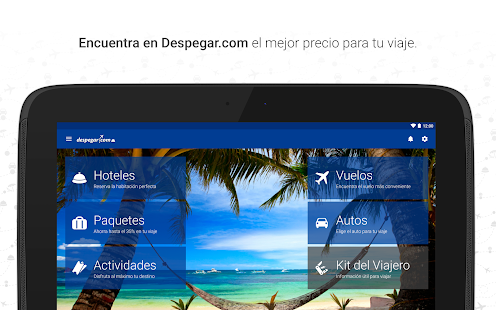 App Despegar.com Hoteles y Vuelos APK for Kindle