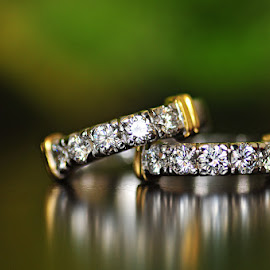 Diamond Ring by Arnel Palor - Wedding Details ( ring, details, wedding, diamond )