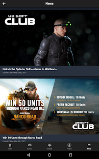 Ubisoft Club APK for Bluestacks