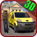 Game Postman Mail Delivery Van 3D APK for Kindle