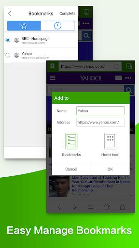 Web Browser & Fast Explorer screenshot 6