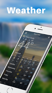 Live Weather Widget for Free screenshot for Android
