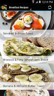 Healthy Weight Loss Recipes- screenshot thumbnail