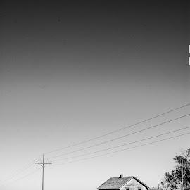 by Bruce Thiel - Landscapes Prairies, Meadows & Fields