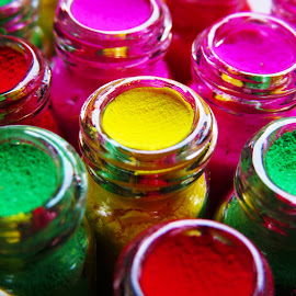 Colour of life by Soumyadeb Sahoo - Artistic Objects Still Life ( canon, abstract, color, art, glass, nikon )
