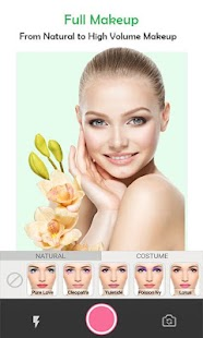 Selfie Beauty Makeup Camera - Face Photo Editor for pc