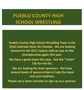 Pueblo County Hornet Wrestling - screenshot