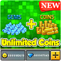 Coins for Pixel Gun 3D : Prank APK for Kindle Fire
