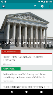News Today- An app to read Drudge Report Bulletins for pc