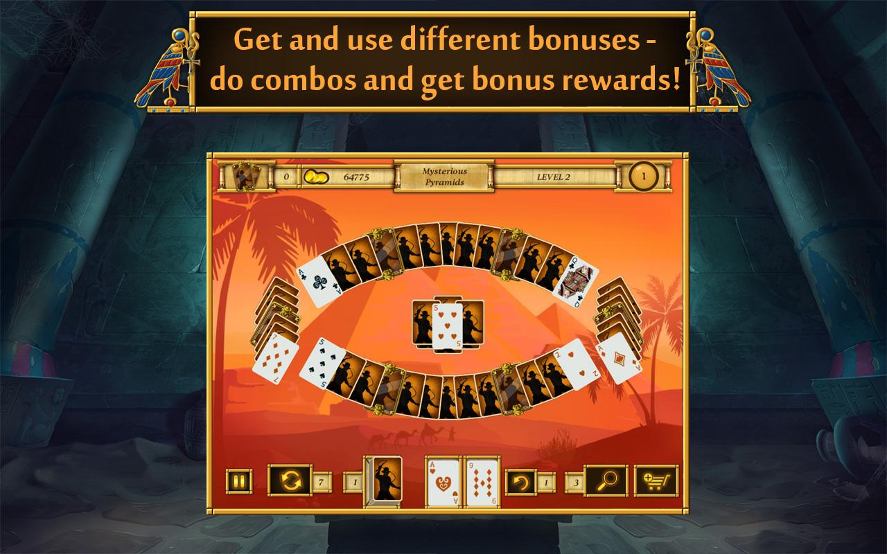 Solitaire Egypt Match Screenshot 7