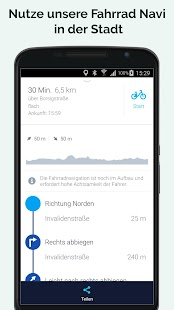 HERE WeGo - ÖPNV, Bahn & Bus Screenshot