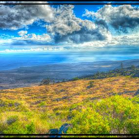 Hawaii Big Island by Danny Bruza - Landscapes Beaches ( ocean, hawaii, waterscape, big island )