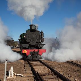 by Bob Stanford - Transportation Trains