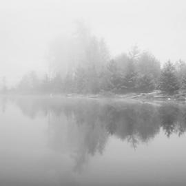 Balance  by Todd Reynolds - Black & White Landscapes