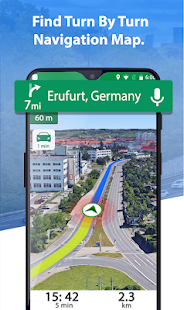 GPS Route Maps & Navigation, Driving Directions for pc