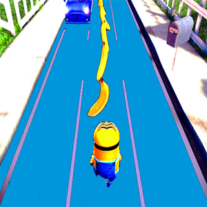 Subway Minion banana run