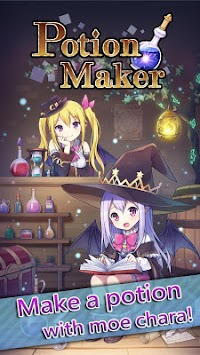 Potion Maker APK screenshot thumbnail 1