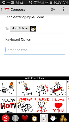 Stick Texting The Emoji Killer For PC
